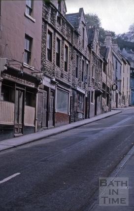 Holloway, Bath 1963