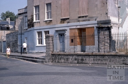 1 & 2, Kingsmead Terrace, Bath 1975