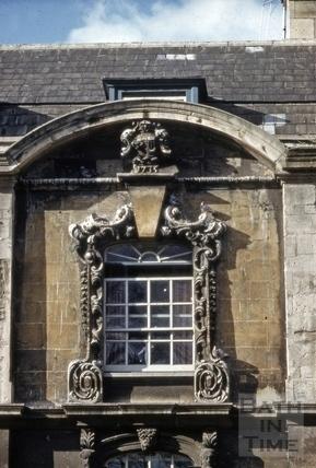 Windows, Rosewell House, 12 to 14, Kingsmead Square, Bath 1956