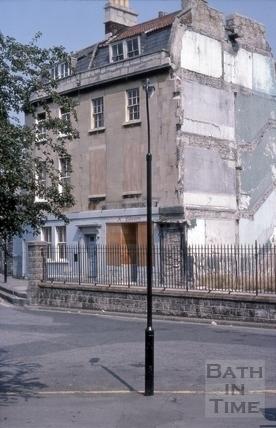 1 & 2, Kingsmead Terrace, Bath 1975