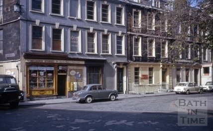 5 to 8, Kingsmead Square, Bath 1965