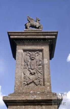 Lansdown Monument, Lansdown, Bath 1964