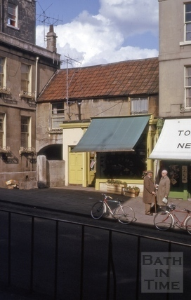 31 & 32, Belvedere, Lansdown Road, Bath 1964