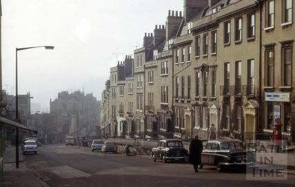 Belvedere, Lansdown Road, Bath1965