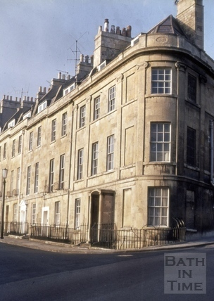 1 to 4, Lansdown Place East, Bath 1974