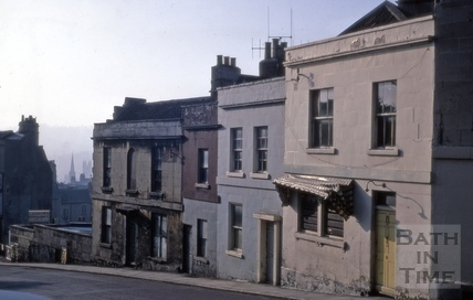 3 to 6, Belle Vue Buildings, Lansdown Road, Bath 1969