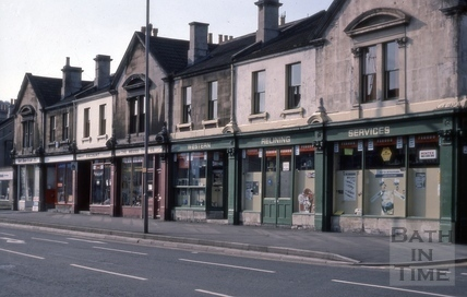 65 to 71, Lower Bristol Road (Westmorland Mart), Bath 1975