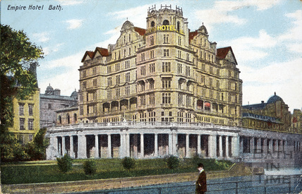 The Empire Hotel, Bath c.1905