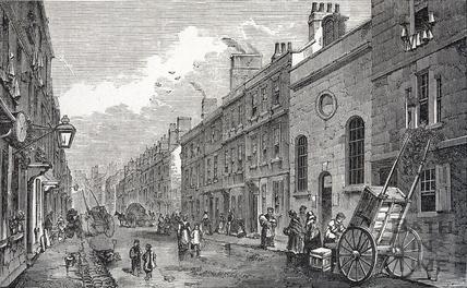 Avon Street, Bath c.1872