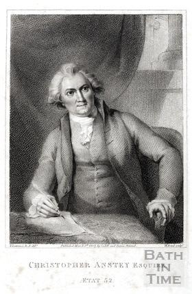 Christopher Anstey Esquire Aetat 52 1807