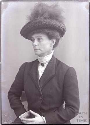 Suffragette Alice Perkins 1910