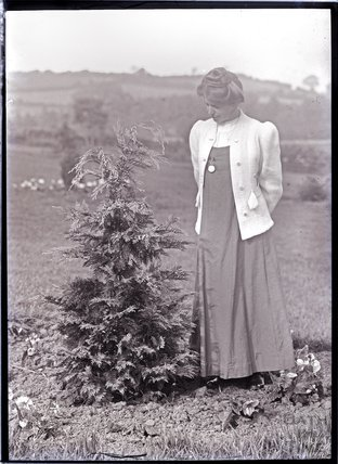 Suffragette Annie Kenney 1909