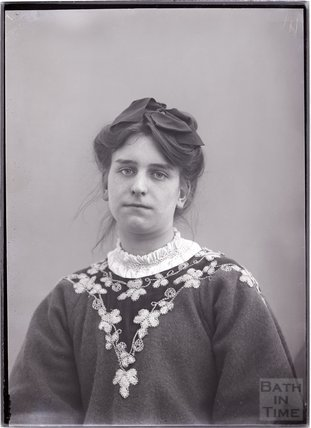 Suffragette Vera Wentworth, 28 March 1909