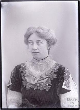 Suffragette Elsie Howey 1909