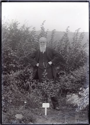 Col. Linley Blathwayt 1910
