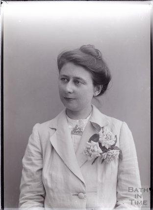 Suffragette Mary Blathwayt 1911