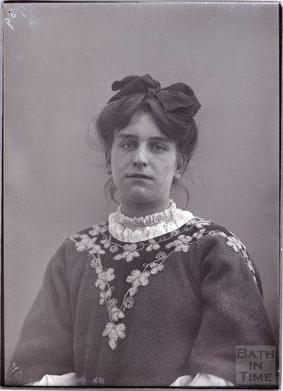 Suffragette Vera Wentworth 1909