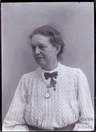 Emily Blathwayt 1911