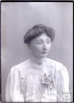 Suffragette Aeta Lamb 1911