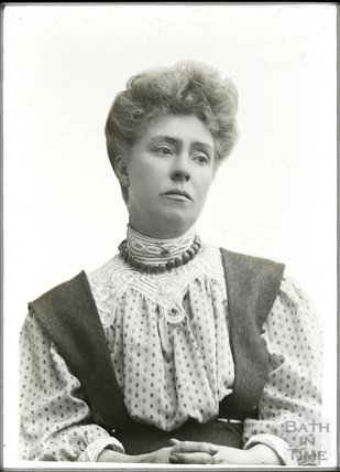 Suffragette Minnie Baldock 1909