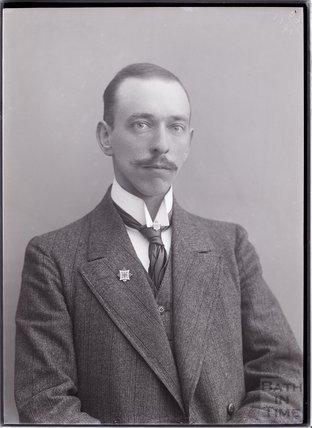 William Blathwayt 1911