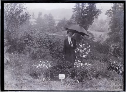 Suffragette Lillian Dove-Willcox 1910
