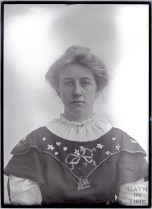 Suffragette Elsie Howey 1909