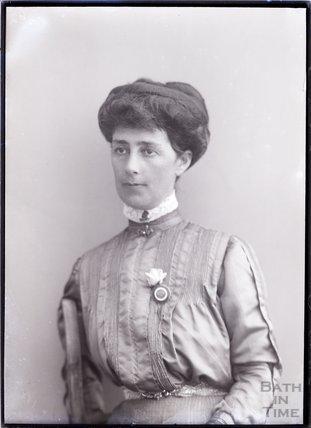 Suffragette Vida Goldstein, 1911