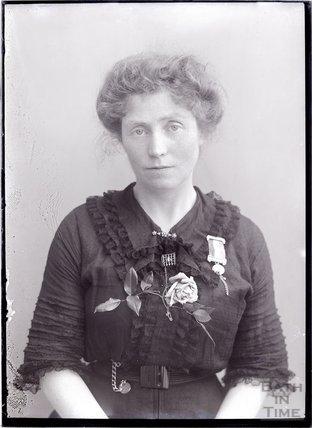 Suffragette Winifred Jones c.1910