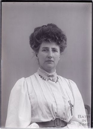 Suffragette Florence Canning 1911