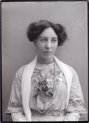 Suffragette Helen Watts 1911