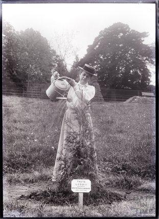 Emily Blathwayt 1909