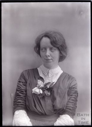Suffragette Lillian Williamson 1911