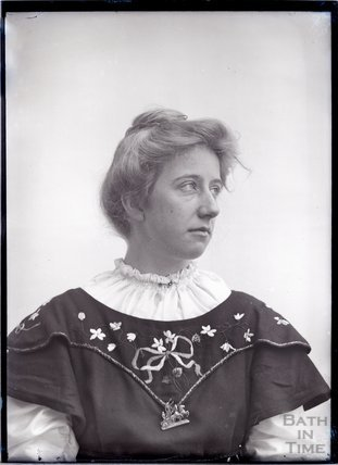Suffragette Elsie Howey, 1909