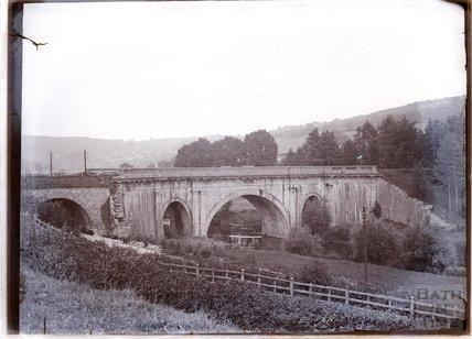 Dundas Aqueduct c.1902