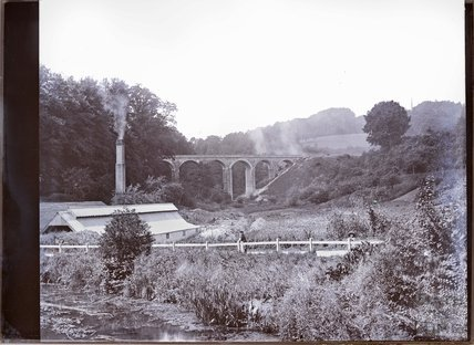 The Fullers Earth works, Tucking Mill c.1902