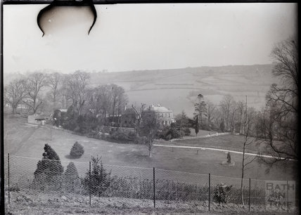 Hill House, Batheaston c.1902