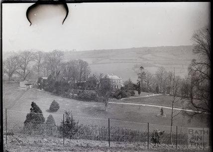 Hill House Batheaston, c.1902
