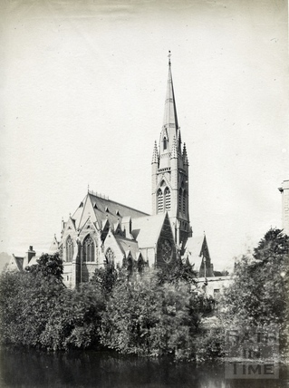 St. John's Roman Catholic Church, Bath 1889