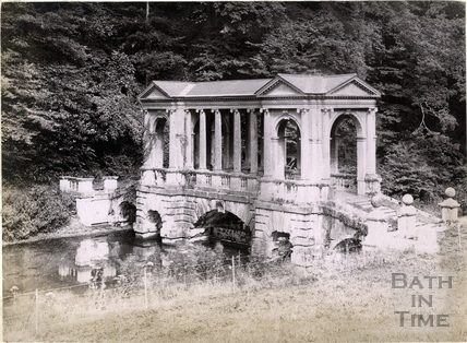 Palladian Bridge, Prior Park 1892