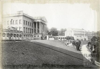 Prior Park, Widcombe, Bath 1894
