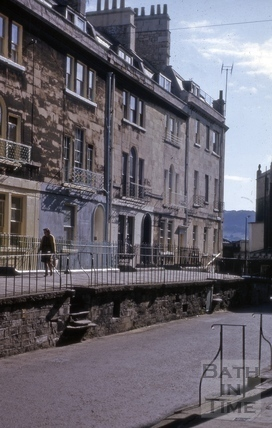 1 to 4, Montpelier, Julian Road, Bath 1965