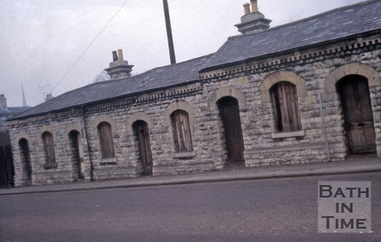 Coal Yard offices, Midland Bridge Road, Bath c.1969?