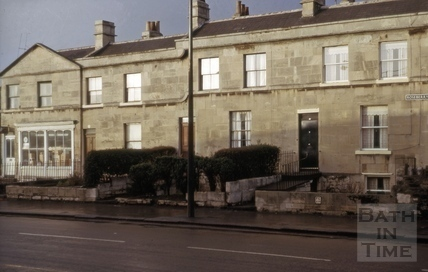 Lower Bristol Road Roseberry Place 1965