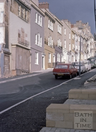 Morford Street, Bath 1976