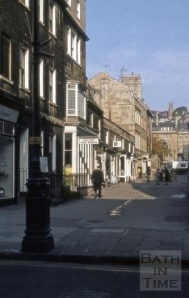 Margaret's Buildings, Bath 1973