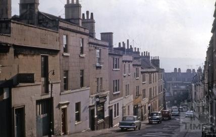 Morford Street, Bath 1966