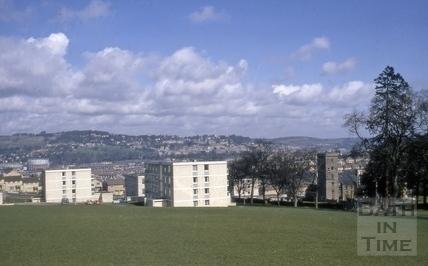 Moorfields Road, Moorfields, Bath 1970