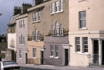 1 to 11, Morford Street, Bath 1976