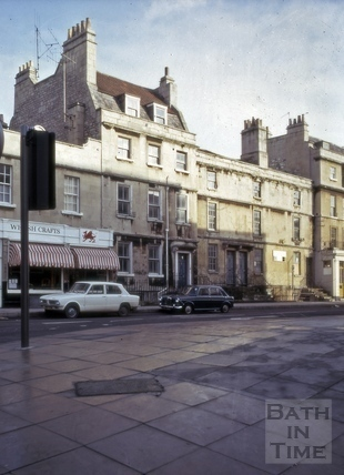 25a to 28, Monmouth Street, Bath 1975